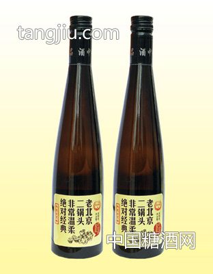 老北京二锅头 43度480MLX12瓶 清香型.