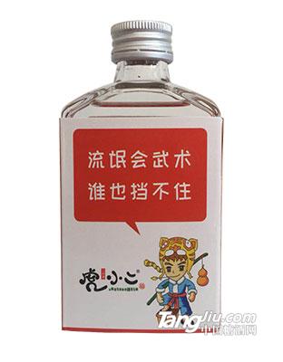 虎小二青春小酒(红)