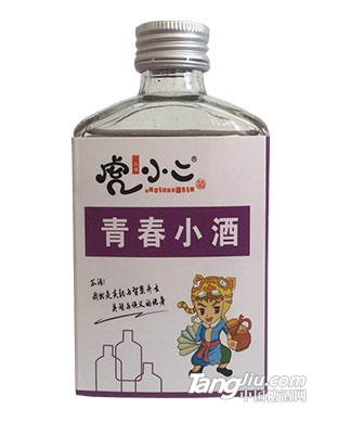 虎小二青春小酒(紫)