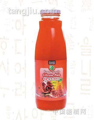 韩国石榴柚子浓缩汁1300g