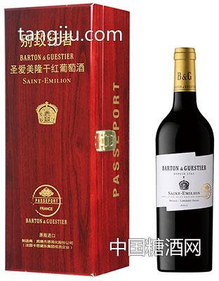 圣爱美隆干红葡萄酒