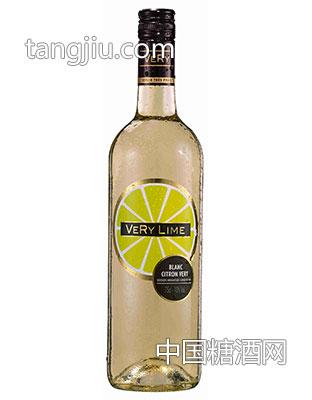 菲尝·青柠味葡萄酒