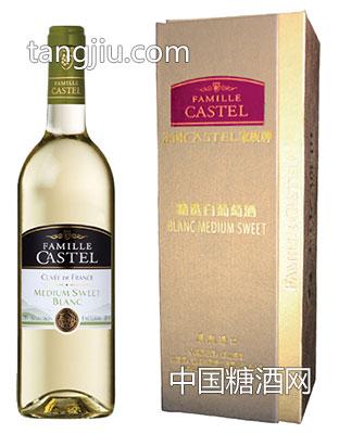 精选白葡萄酒