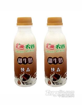 汇源农谷甜牛奶巧克力味380ml