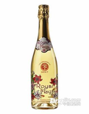 芭黎之花皇家起泡酒