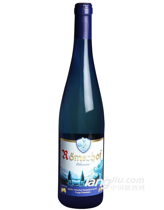 9.5°罗曼尔白葡萄酒750ml