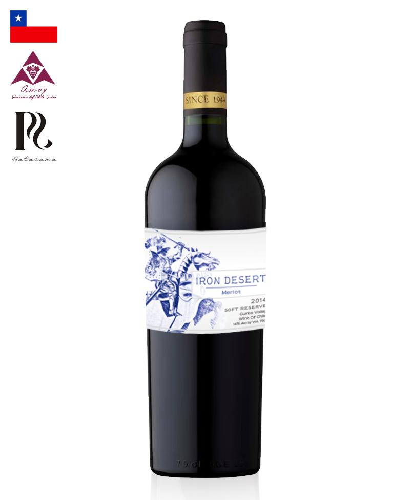 沙漠骑士梅洛干红葡萄酒
