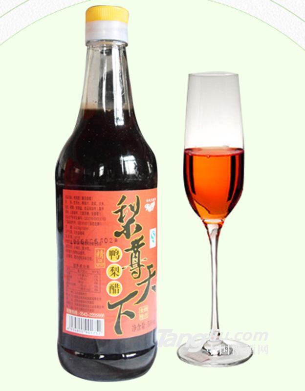 金地天缘-鸭梨醋-500ml