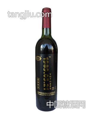 百纳干红葡萄酒750ml