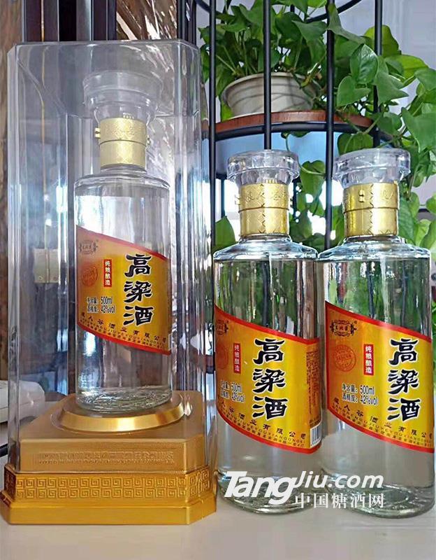 东北蒙高粱酒42度-500ml