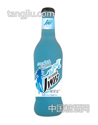 健胃宝苏打酒蓝玫瑰味