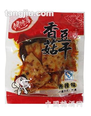 馋馋享香菇豆干香辣味袋装