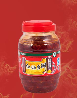 红油豆瓣800g