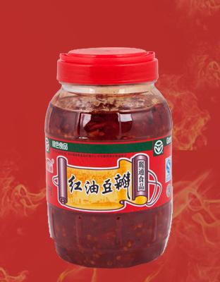 红油豆瓣1100g