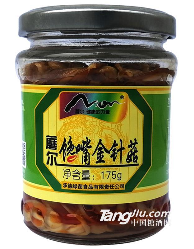 馋嘴金针菇175克