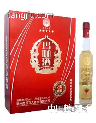 玛咖酒375ml亳州成功人酒业