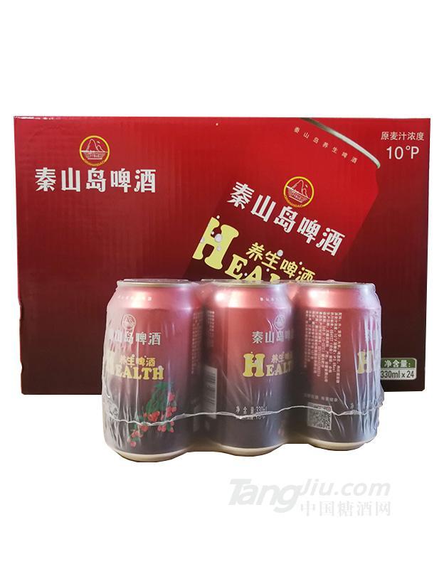 秦山岛啤酒-养生啤酒-330ml