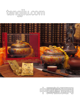 《两岸斗茶─金奖茶王》台湾青心乌龙茶