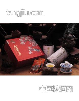 阿里山金萱乌龙茶