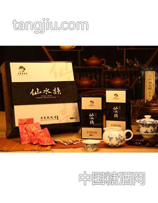 2010两岸斗茶大赛《银奖》仙水韵