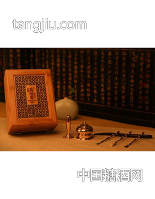 香道-五件套-(纯铜)