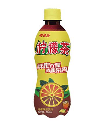 赤兔马柠檬茶 500ml