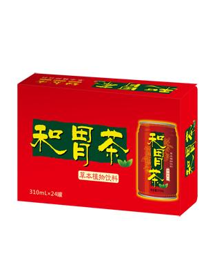 和胃茶罐装310ml*24