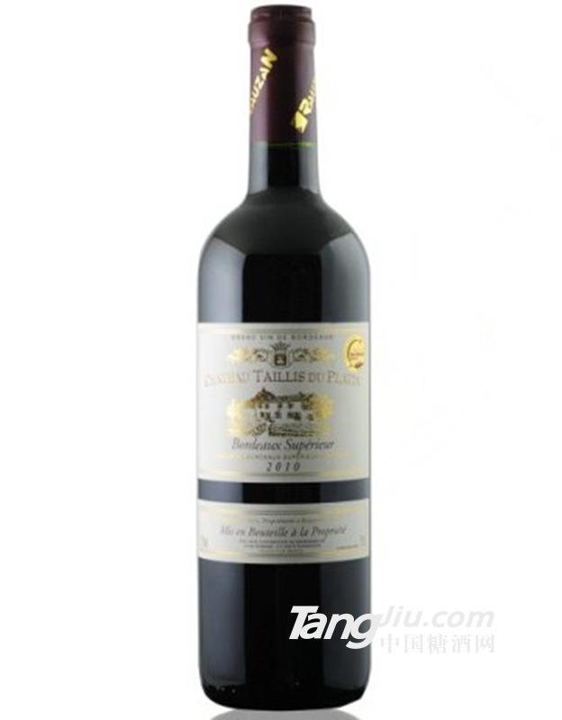 泰利庄红葡萄酒 750ML