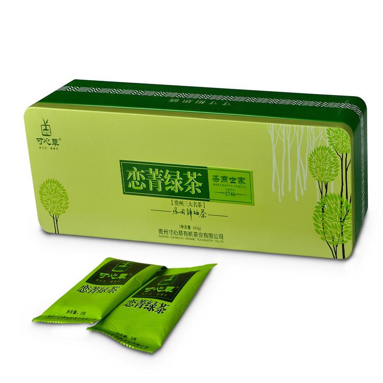 贵州有机绿茶 恋菁500