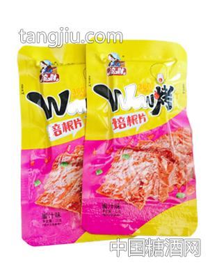 凌妹WOW烤培根片22g