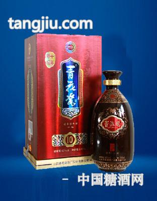 青花瓷酒 10年陈酿清香型42度500ml