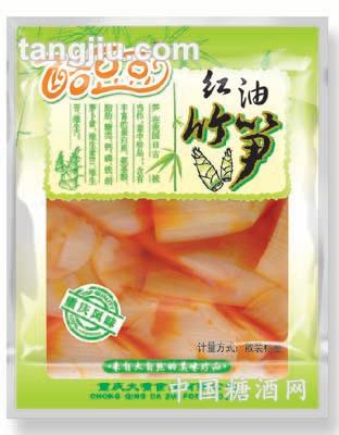 酷豆豆红油笋子