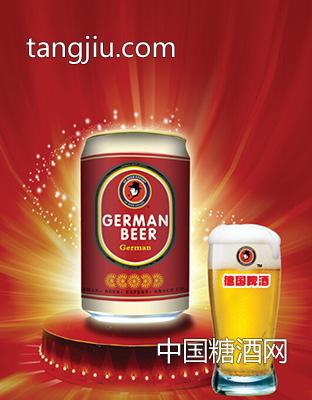 德国啤酒10度330ml