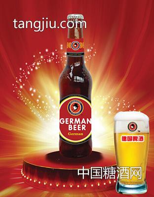 德国啤酒10度330ml棕瓶