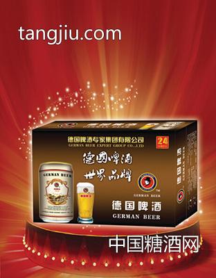 德国啤酒8度330ml 24罐装一箱