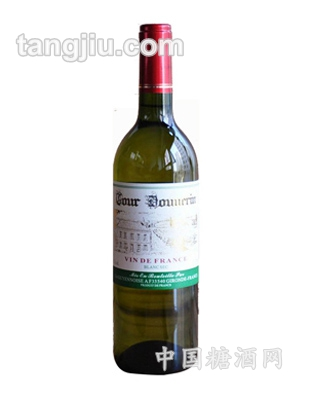 法国勃朗宁干白葡萄酒