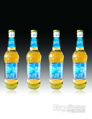 大满冠啤酒500ml(瓶)