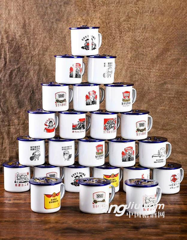 东旺大茶缸白瓷缸系列
