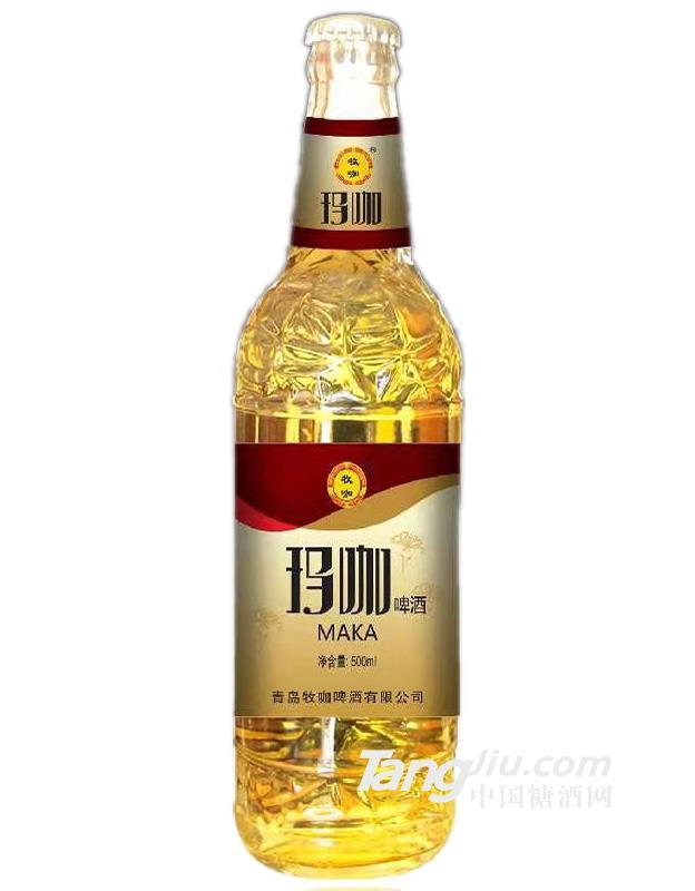 玛咖啤酒-500ml