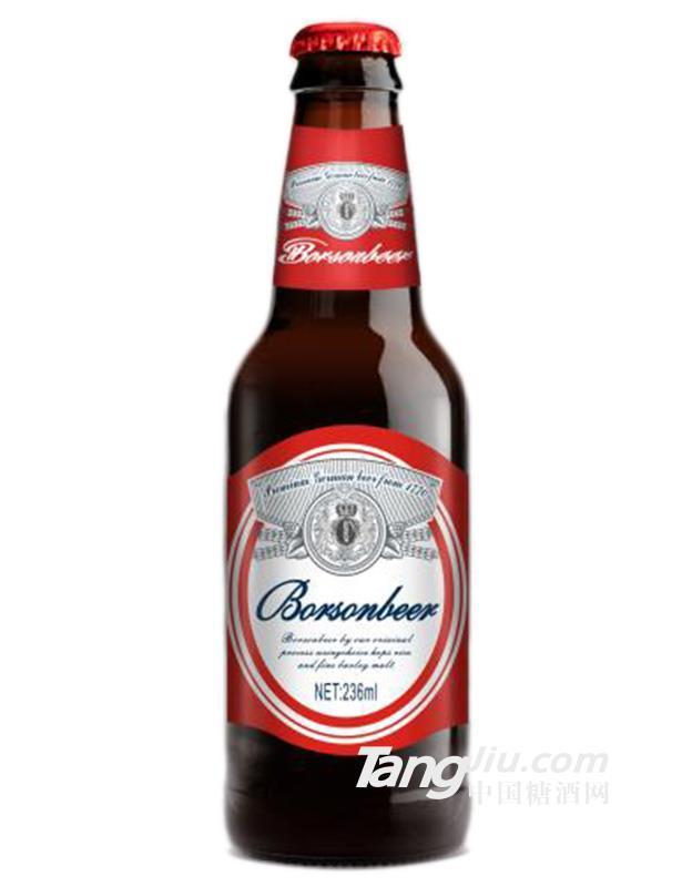 欧伦堡啤酒瓶装(棕)红标-236ml