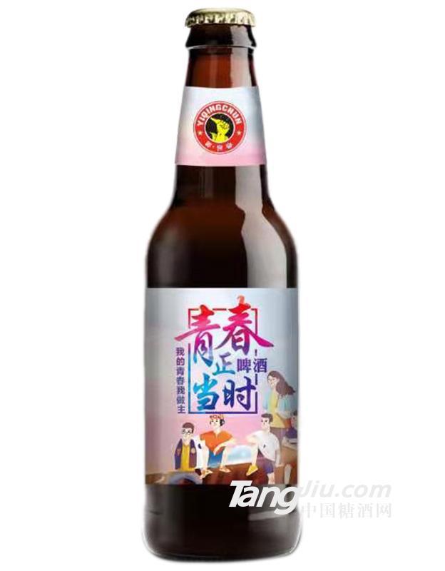 青春正当时啤酒瓶装-330ml