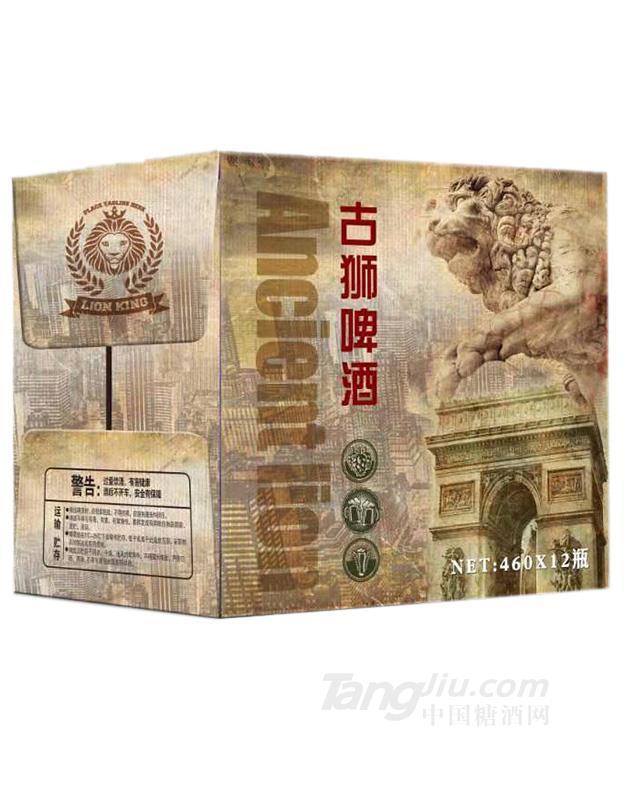 古狮啤酒460mlx12