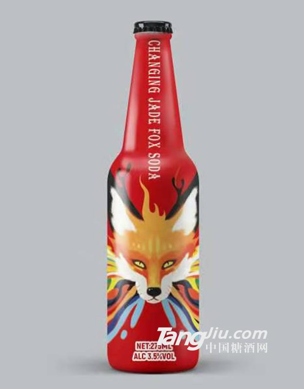 百变玉狐苏打酒 (红瓶)