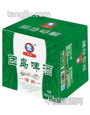 团岛原浆580mlX12瓶箱装