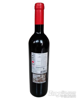葡萄牙进口黄金河谷干红葡萄酒2