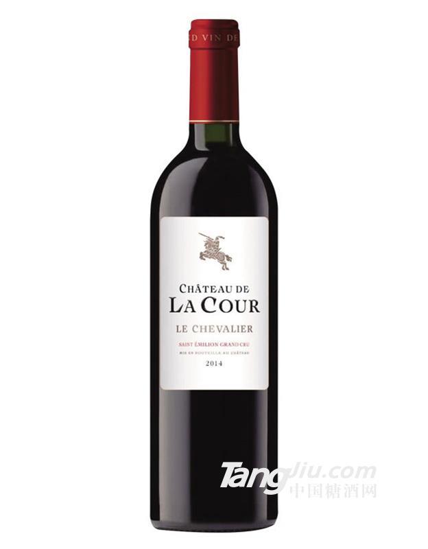 德拉图庄园干红葡萄酒 圣爱米隆特级庄