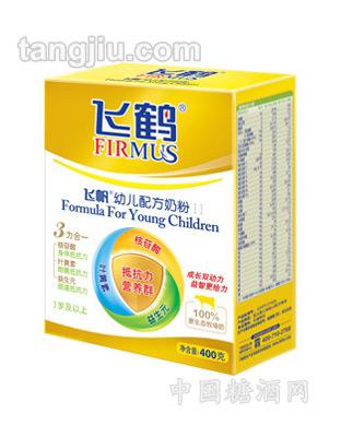 飞帆新(抵抗力营养群)幼儿配方奶粉400g
