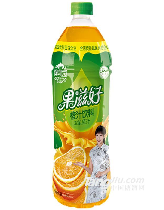 果滋好橙汁 1.5l