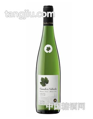 卡努庄园干白葡萄酒