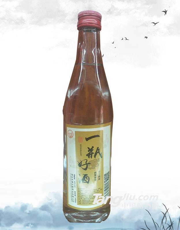 42°一瓶好酒500ml